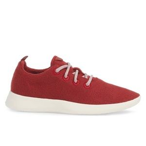 Allbirds Wool Runners In Chili Red NWT